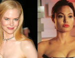 Николь Кидман vs Анджелина Джоли -