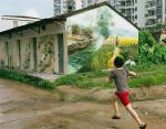 Интересные фото: китайская деревня стала достопримечательностью благодаря муралам