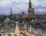 7. Площадь Брогли в Страсбурге, Франция