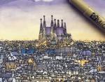 10. Храм Святого Семейства в Барселоне, Испания.