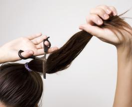 Фото девушек которые отрезали длинные волосы и стали лучше