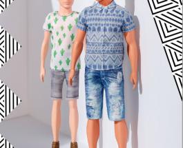 Новый Кен: пользователи высмеяли куклу-хипстера