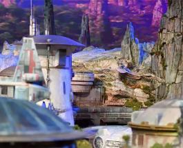 Звездные войны: Disney готовится к открытию парка