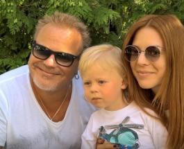 Владимир Пресняков и Наталья Подольская с сыном отправились на отдых в Юрмалу