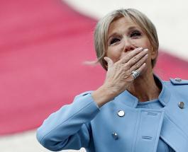 Бриджит Макрон: элегантный стиль первой леди Франции