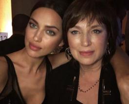 Фото знаменитостей с мамами: генетика - удивительная вещь