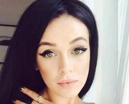 Мария Яремчук показала как выглядела подростком