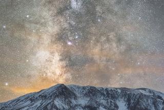 Удивительные астрофото: шорт-лист конкурса астрофотографов