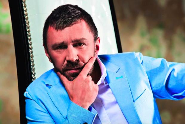 Сергей Шнуров продемонстрировал красавицу-дочь Серафиму— редкостный эпизод