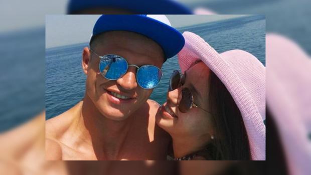 Любовница Дмитрия Тарасова Анастасия Костенко ожидает ребенка