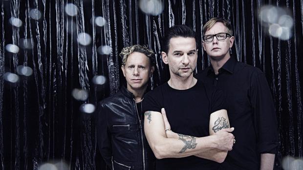 Depeche Mode потребовали предоставить им12 огромных холодильников и120 полотенец