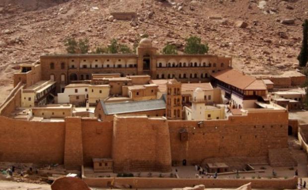 Неизвестный рецепт Гиппократа отыскали вбиблиотеке монастыря нагоре Синай
