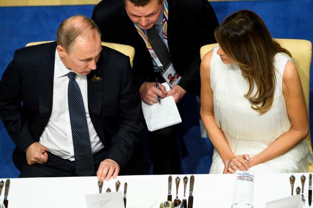 Трамп уделил большое количество внимания вопросу ороли РФ вамериканских выборах— Путин