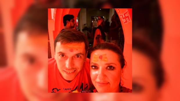 Могилевская и Сати Мата