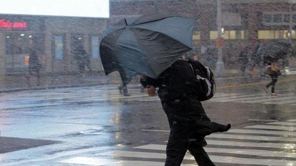 Вместе сжарой в Украинское государство пришли дожди