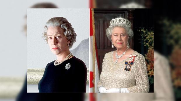 Хелен Миррен - королева Елизавета II - «Королева», 2007 год