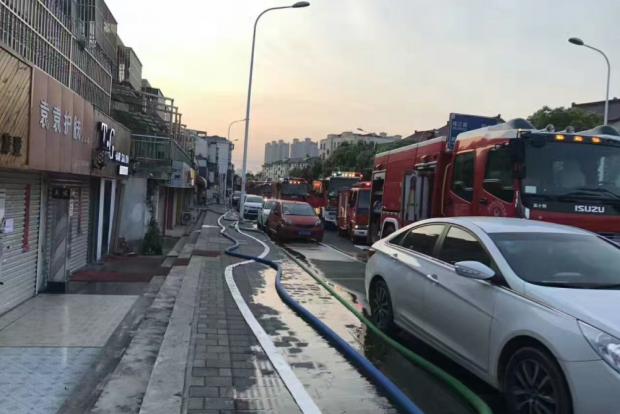 Пожар вжилом доме вКитайской республике: погибли неменее 20 человек