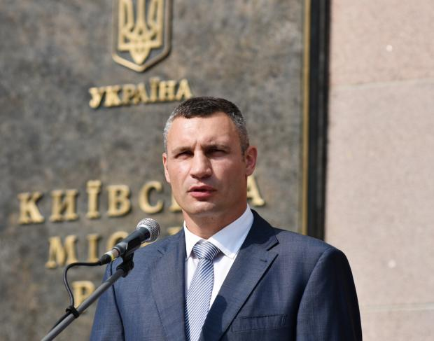 Doppelmayr интересуется строительством канатной дороги вКиеве— Виталий Кличко