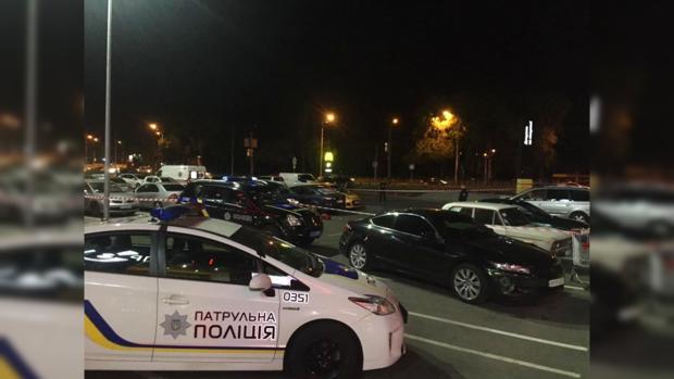 Уроженца Российской Федерации убили изавтомата на стоянке вКиеве
