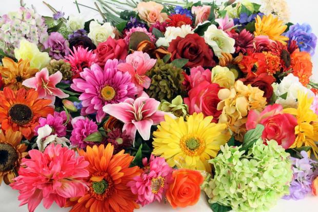 Цветы как подарок приметы 161