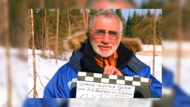 Кинорежиссер Виктор Мережко отмечает свое 80-летие