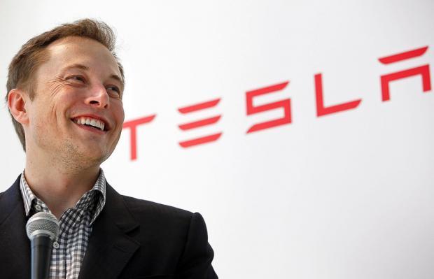 Илона Маска подвело чувство юмора: акции Tesla упали на3,5 пункта