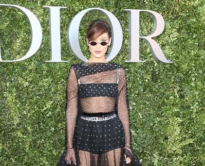 Гости кутюрного показа Dior: Наталья Водянова, Натали Портман, Дженнифер Лоуренс