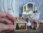 Сказка в миниатюре: художница создает потрясающе реалистичные кукольные домики