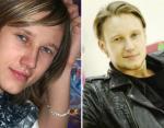 Алексей Корзин - российский певец, участник группы «Челси»