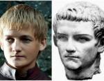 Джек Глисон и римский император Калигула