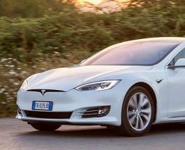 Tesla Model S установила новый рекорд: на сколько километров хватает одной зарядки