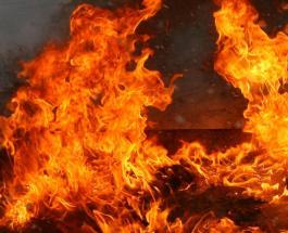 Пожар в центре Киева унес уже три человеческие жизни