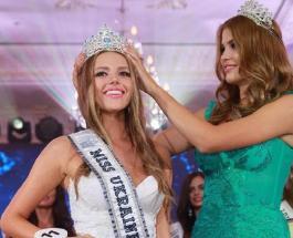 Новой Мисс Украина Вселенная стала юная киевлянка