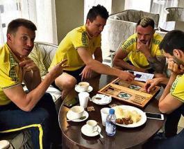 Украина — Турция: наши футболисты записали важное обращение к своим болельщикам