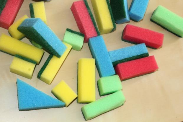 Как сделать губки для игрушек 51
