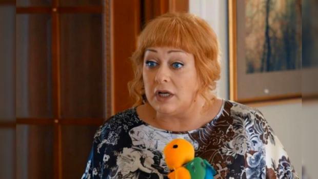 Мария Аронова борется сонкологией