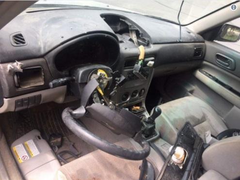 панель авто