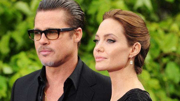 Брэд Питт иАнджелина Джоли передумали разводиться