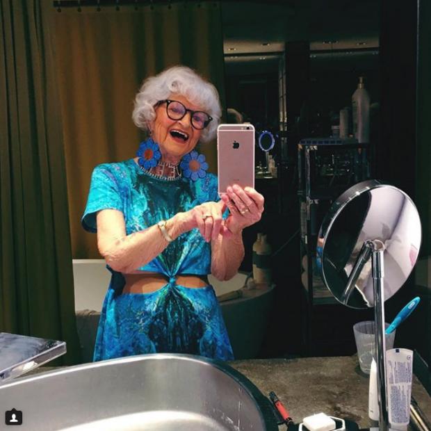 Сердцем не стареть: дамы в возрасте покоряют Instagram