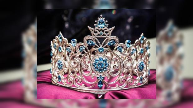 корона мисс украина