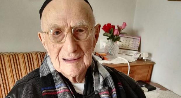ВИзраиле скончался  старейший мужчина мира