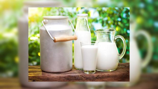 Болит живот от молочного коктейля