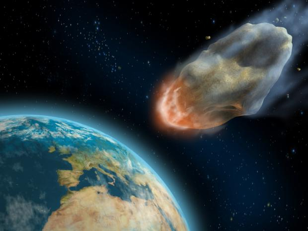Ученые NASA предупреждают: кЗемле приближается огромный астероид