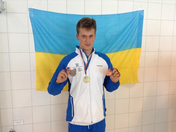 Иркутский пловец Алексей Брянский завоевал бронзовую медаль на Универсиаде