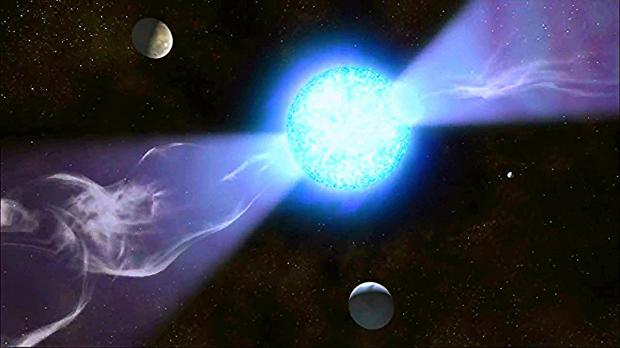 Астрономы словили знак отоблака космического спирта