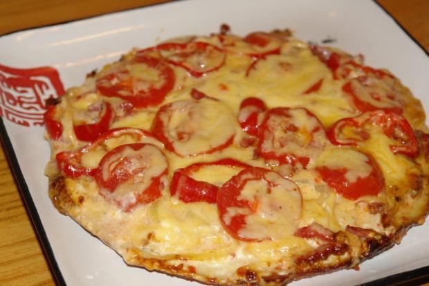 рецепт пирога с сыром и колбасой