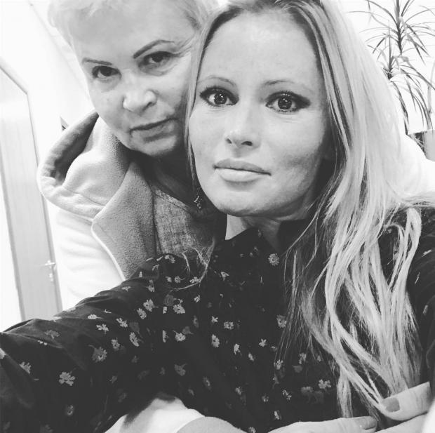 Дана Борисова обнародовала трогательный пост, посвящённый матери