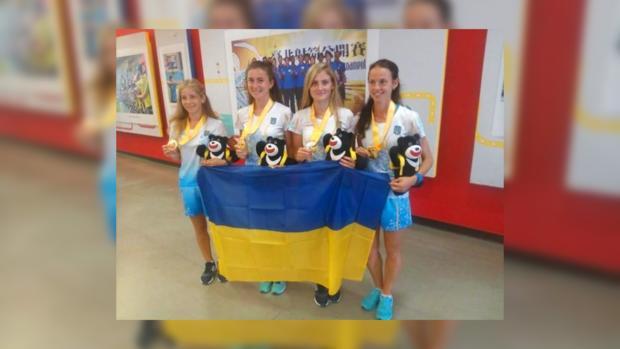 Универсиада-2017: еще две медали вкопилку сборной государства Украины