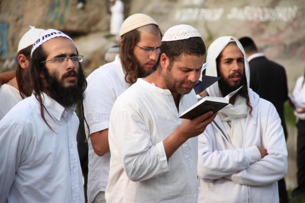ВУмани внынешнем году ожидают около 30 тыс. хасидов-паломников