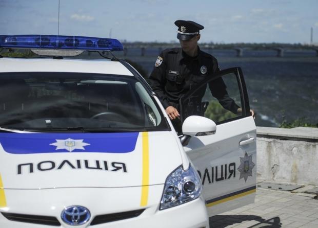 ВОдесской области милиция ввела досмотр личных вещей иавто граждан